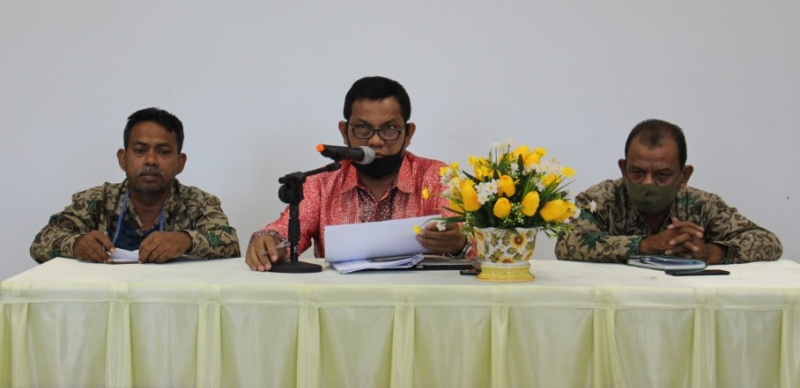 MS Idi Adakan Rapat Koordinasi Dan Evaluasi Bulanan | (29/5)